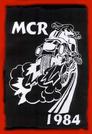 MC Rückwärtsgang