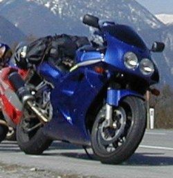 Bild des Motorrads